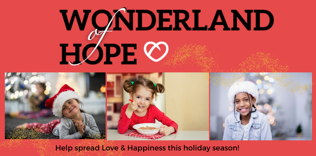 Help spread love & Happiness this holiday season!
